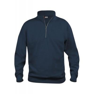 Basic Half-Zip Pullover