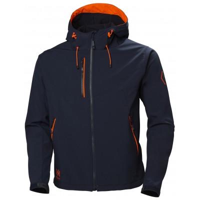 Chelsea Evo Hooded Softshell Jacket