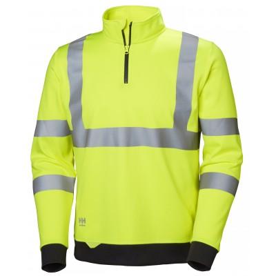 ADDVIS Half-Zip Sweatshirt